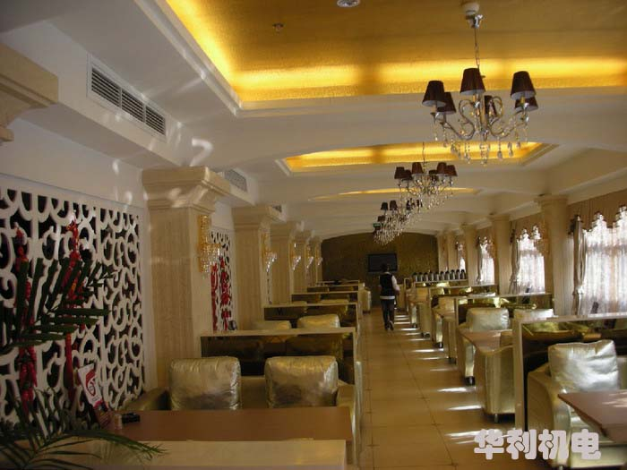 酒店宾馆中央空调设计考虑哪些因素