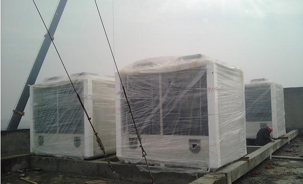 中央空调外机安装重点注意事项